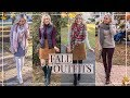6 FALL OUTFITS | What I Wore In Connecticut | Shannon Sullivan