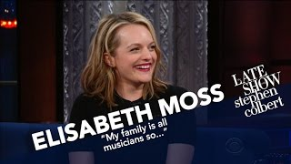 Elisabeth Moss Describes A
