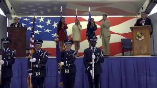 4th Fighter Wing 75th Anniversary Gala Ceremony
