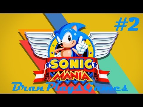 Sonic Mania Part 2: Studiopolis and Flying Battery Zone