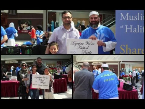 Ummah Mosque Open House: Community Service - The Love Factory