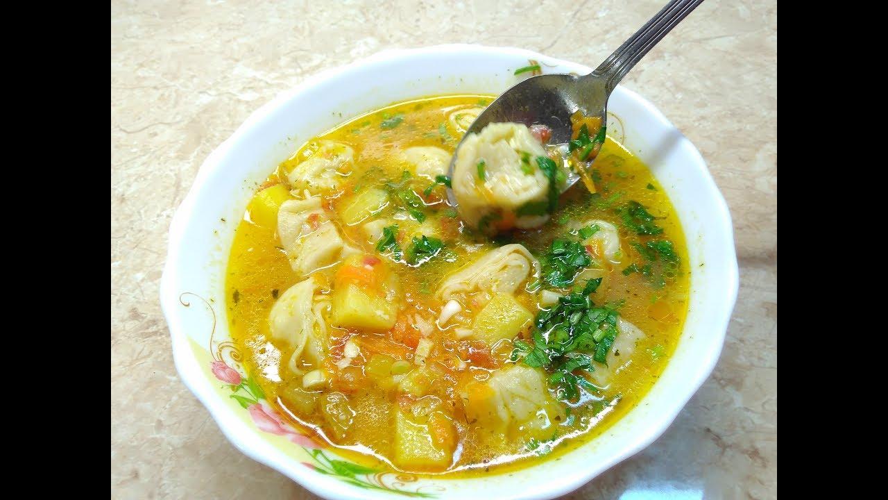 Суп Сплошное Удовольствие Очень Вкусно , Просто и Быстро