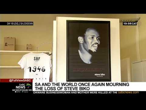 SA, World still mourn loss of Steve Biko
