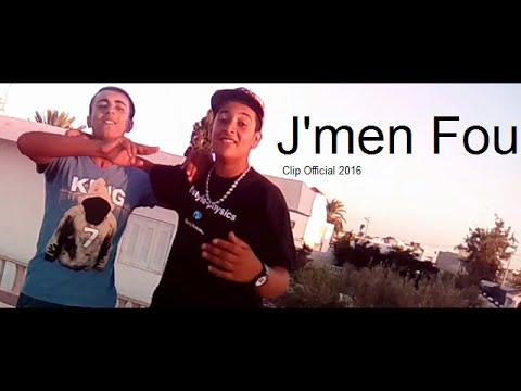 Crim & MZ - J'men Fou ( Clip Official ) ( Zarzis )