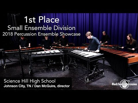 Science Hill HS: 1st Place - BSP 2018 Small Ensemble Competition