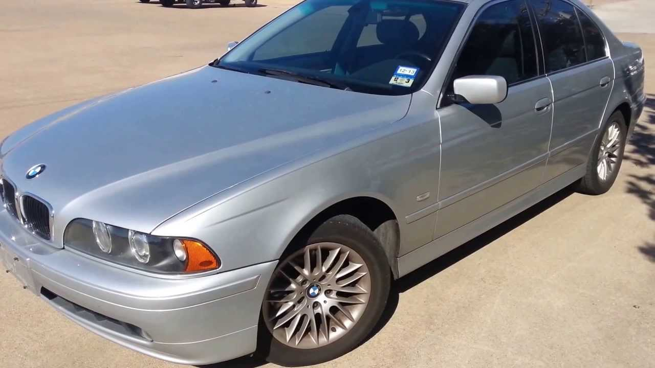 2002 Bmw 530i For Sale By Owner Image Gallery  HCPR