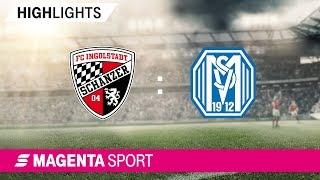 Gambar cover FC Ingolstadt - SV Meppen   Spieltag 17, 19/20   MAGENTA SPORT