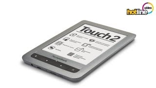 Обзор ридера PocketBook Touch Lux (623)