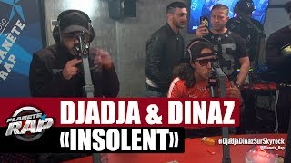 "Djadja & Dinaz - Freestyle ""Insolent"" [Part. 1] #Plane?teRap"