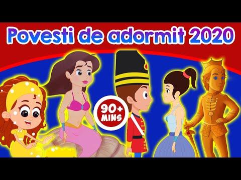 Povesti de adormit 2020 | Povești pentru copii | Desene animate | Basme În Limba Română | Povești from YouTube · Duration:  1 hour 29 minutes 17 seconds