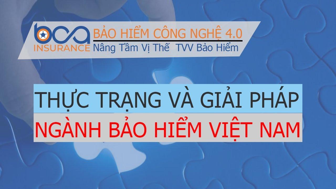 BCA, Giải Pháp Kinh Doanh Online Trong Lĩnh Vực Bảo Hiểm