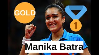 First ever medal in Table Tennis in Asian Games 2018