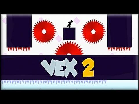 Vex 2 - Challenging & Intelligent Game - Walkthrough - Kids Games Kingdom