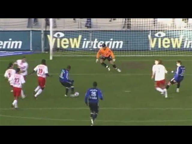 2006-2007 - Club Brugge - Standard - GOAL Elrio Van Heerden