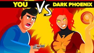 YOU vs DARK PHOENIX - Can You Defeat and Survive the X-Men Mutant