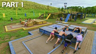 1st Immunity Challenge Part 1 - Survivor: Edge of Extinction S38E01