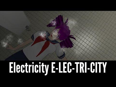 Electricity E-LEC-TRI-CITY (Yandere Simulator)