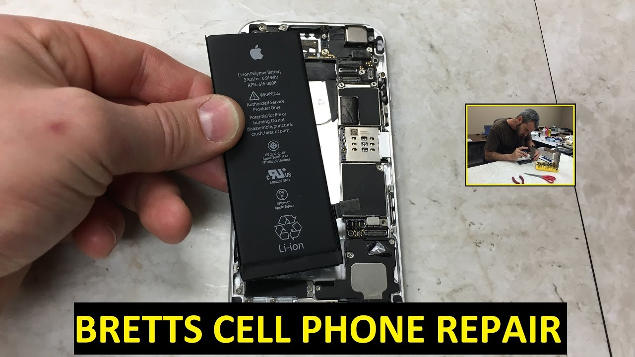 iphone 6 battery replacement apple iphone 6 battery replacement repair 1907