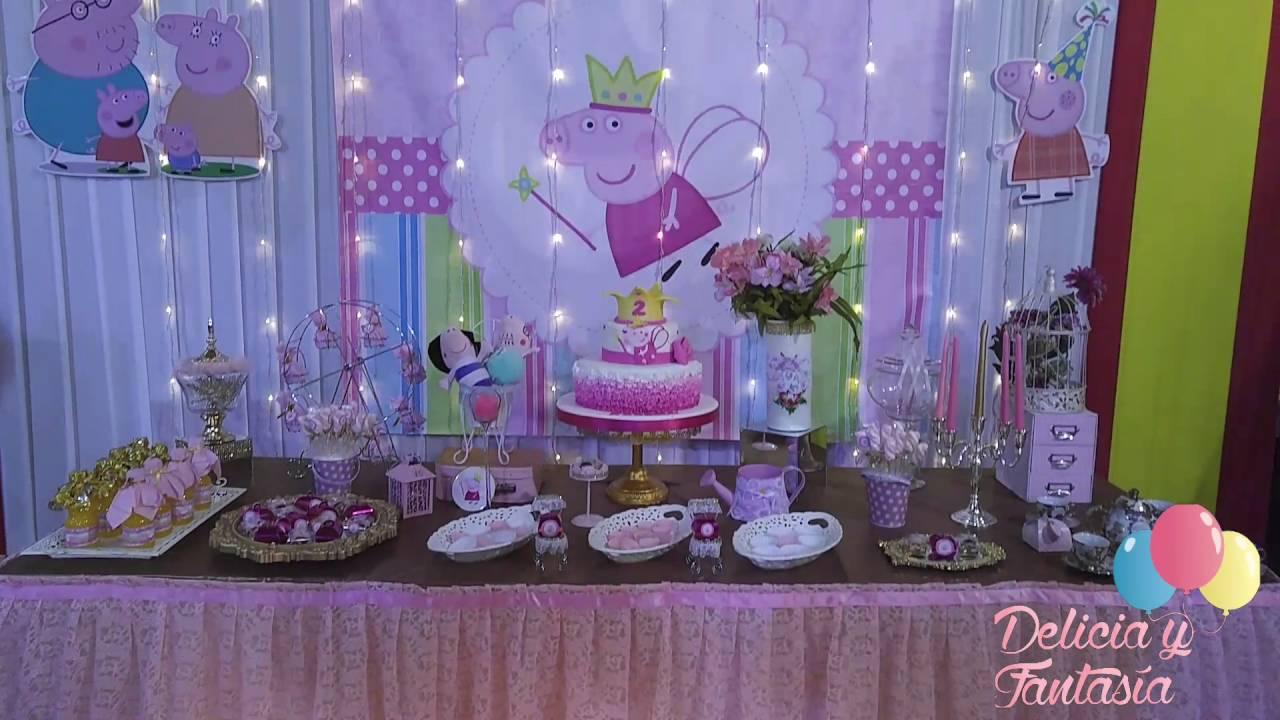 Fiestas infantiles peppa pig salones jardines peppa pig for Jardin infantil