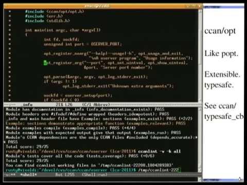Advanced C Coding For Fun!