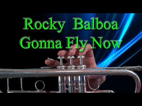How to play the Rocky Balboa Theme (Gonna Fly Now) on Trumpet
