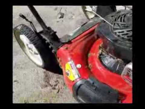 Track loaning your lawn mower with iLVerify