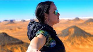 ЕГИПЕТ 2019 Это надо увидеть! Экскурсия в Белую и Черную пустыню. VLOG