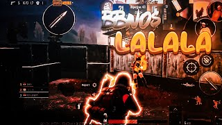 LaLaLa bbno$ || PUBG MOBILE || MONTAGE VELOCITY || BEAT SYNC
