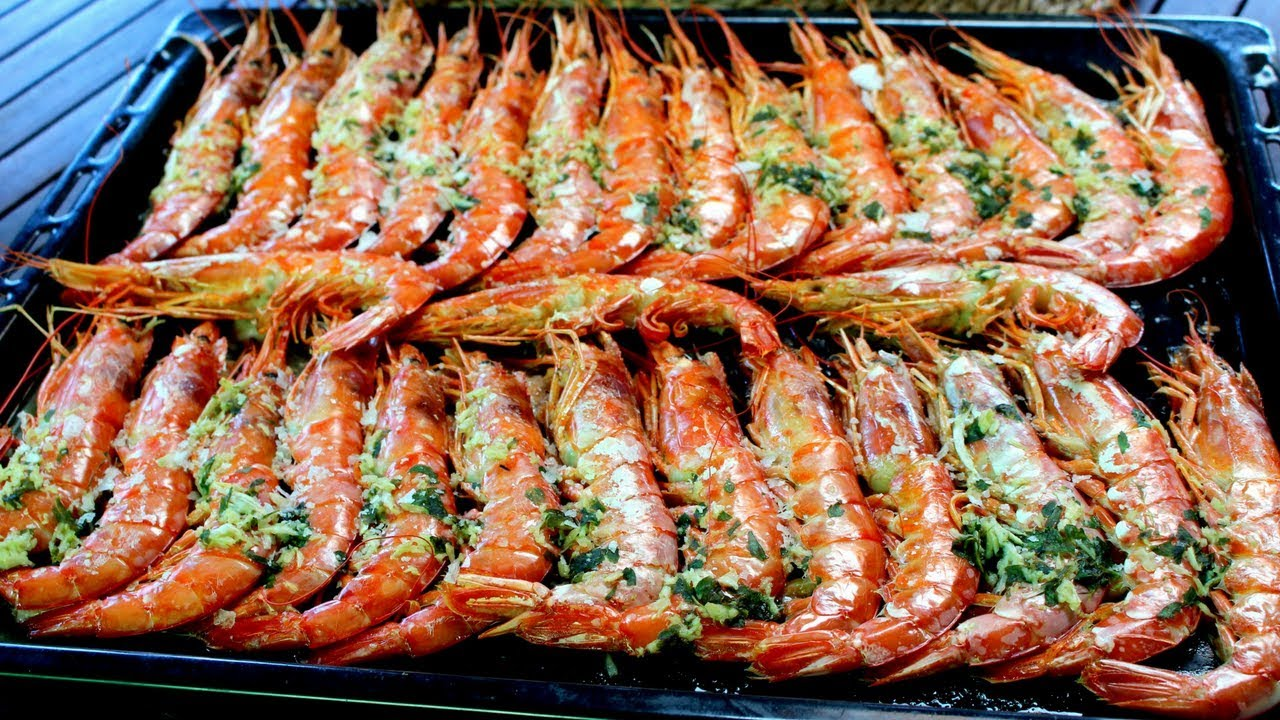 Cocina De Masito Bacon Baked Prawns Easy Recipe And Discover As The Hair
