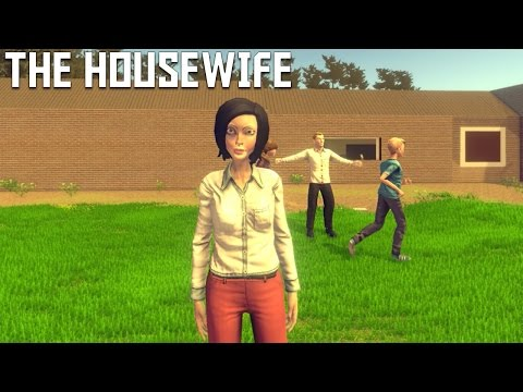 THE HOUSEWIFE - I CANT DO IT ANYMORE