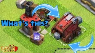 Seige Machine Leaked | Ram | Clash of Clans