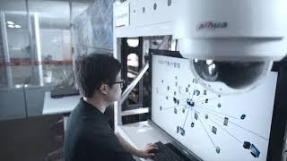 Видеоролик о компании Dahua Technology короткий