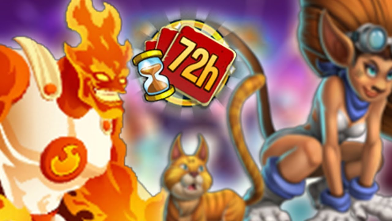 NEW 72-HOUR CHALLENGE - PREPARE FOR CRUSTY'S TALE | MONSTER LEGENDS HOW TO GET CHALLENGE COINS