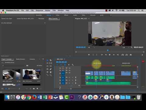 Adobe Premiere Pro Strobe Edit