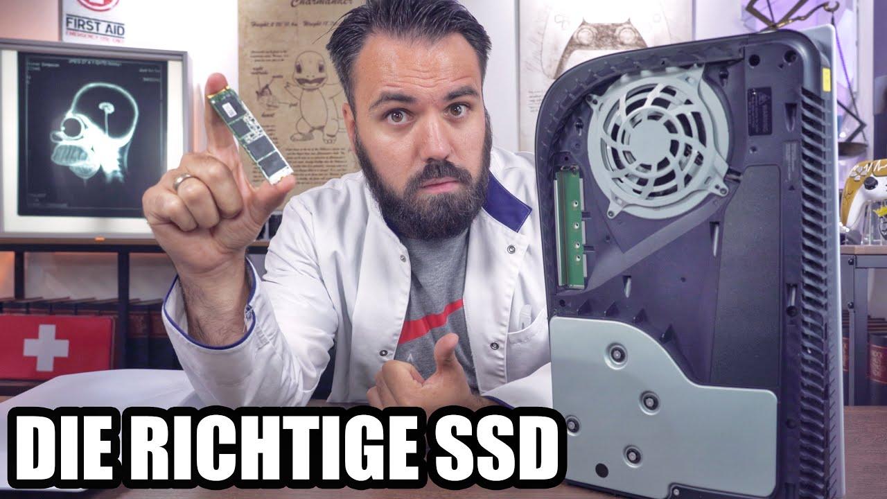 Sony schaltet SSD für PS5 frei! ABER beachte vor dem KAUF!