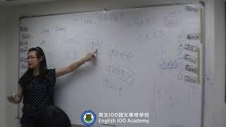 英文100-發音拼字課程(qu發音拼字規則)