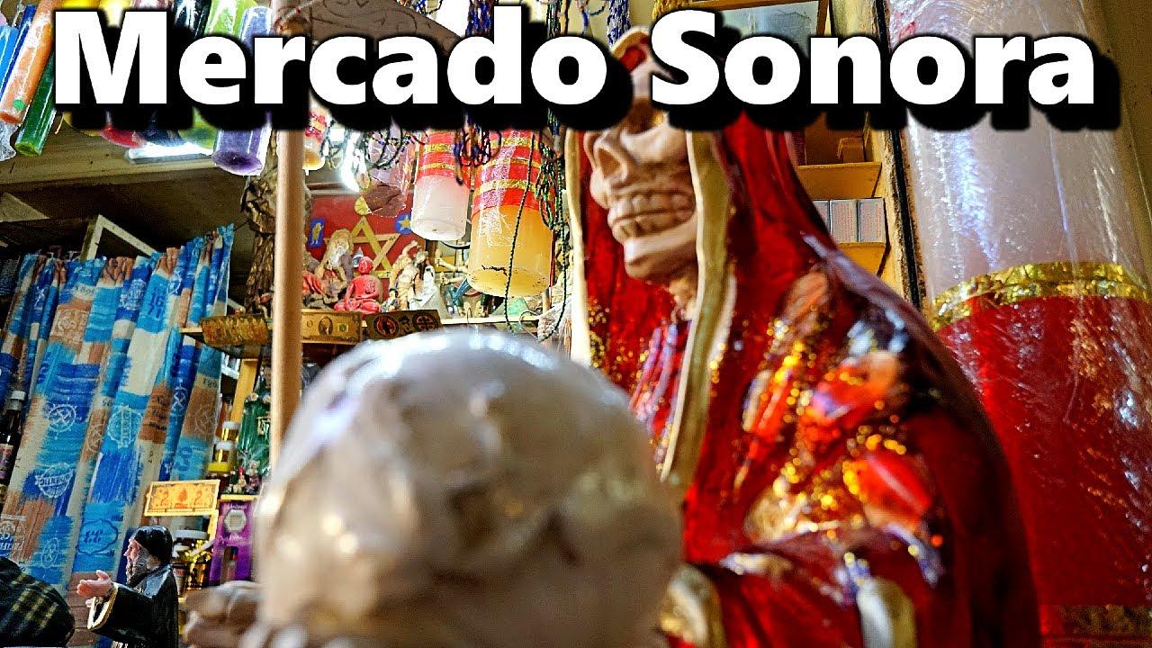Mercado Sonora ft. Comerciantes Mercado Sonora | Esoterismo, Brujería y Tradición | Guía de precios