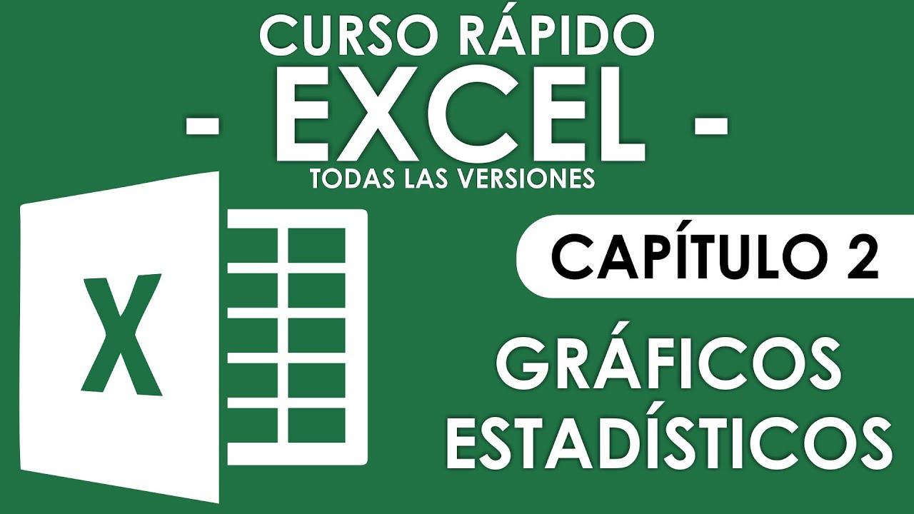 Download Curso Excel - Capitulo 2, Graficos (Audio Mejorado)