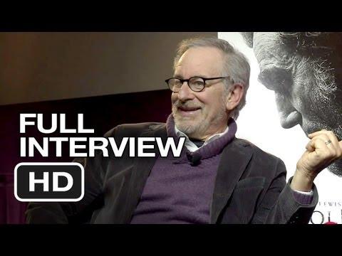Lincoln Q&A - Full Interview (2012) - Steven Spielberg, Daniel Day-Lewis Movie HD Mp3