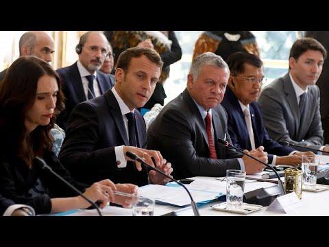 رئيسة وزراء نيوزيلندا تشارك في اجتماع باريس بشأن مكافحة التطرف على الإنترنت…  - 17:54-2019 / 5 / 15