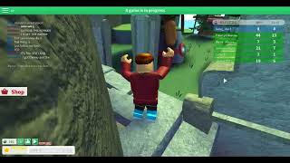 Trouvé un moyen facile d'aller à un endroit secret à Roblox Disaster Island [Pro Zro]