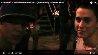 Puño Arriba - NK Profeta Ft. Canserbero - (Live)