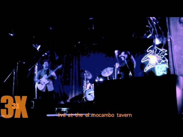 3X live at the El mocambo Tavern Toronto