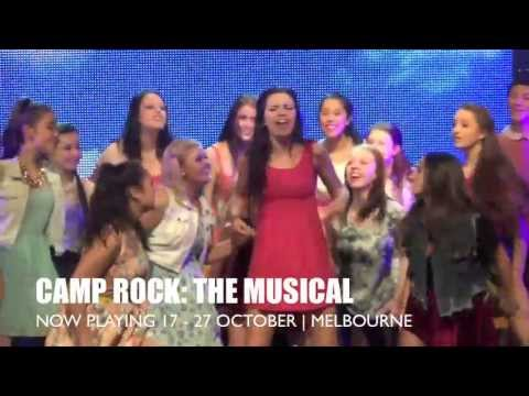 Camp Rock The Musical - Production Clips