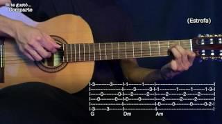 Dust in the wind - Kansas Tutorial Guitarra