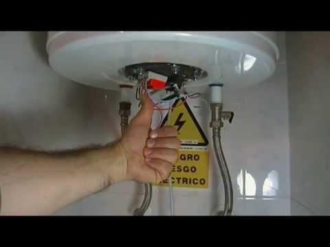 Cual es el consumo electrico en amperios de un termo for Cual es el mejor termo electrico