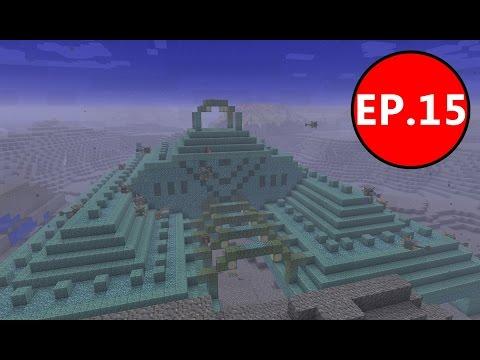 Minecraft เอาชีวิตรอด (1.8.8) #15