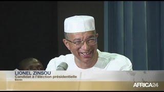 Bénin, Présidentielle 2016: Paroles de Lionel ZINSOU et de Patrice TALON