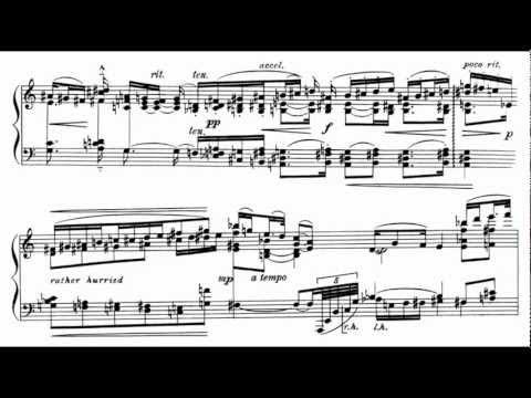 """Charles Ives - Piano Sonata No. 2 """"Concord"""" [4/4]"""