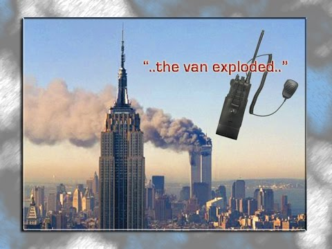 Transmission exploded from youtube valkyrian descent for 9 11 mural van